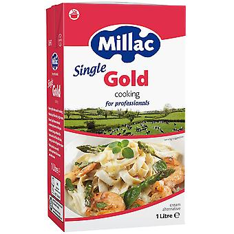 Millac UHT Gold Single Cream