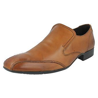 Mens Base London Formal Shoes Hollow