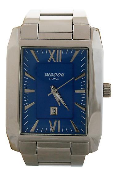 Waooh - Montre Waooh 05482B - Bracelet Argent
