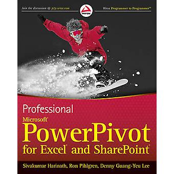 Professional Microsoft PowerPivot for Excel and SharePoint - With Micr