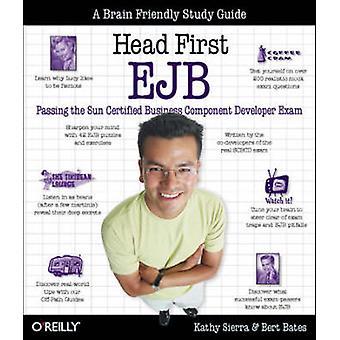 Hovedet første EJB - passerer solen Certified Business komponent udvikl
