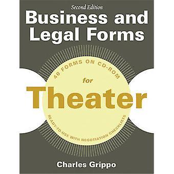 ビジネスおよび劇場のための法的形態 (第 2 改訂版) チャールズ