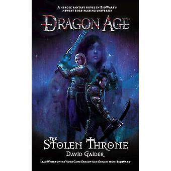 Dragon Age - Stolen Throne by David Gaider - 9781848567535 Book