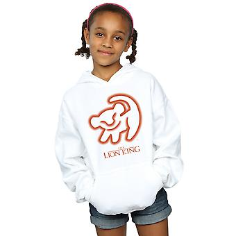 Disney Girls The Lion King Cave Drawing Hoodie