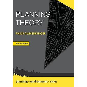 Planning Theory - 2017 by Philip Allmendinger - 9780230380028 Book