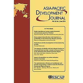 Asia-Pacific Development Journal - juin 2016 - Volume 23 & No.1 par unité