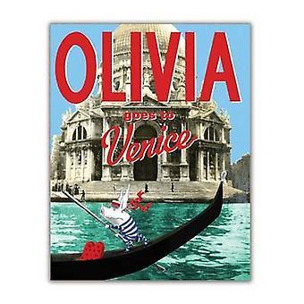 Olivia Goes to Venice by Ian Falconer - 9781847388360 Book