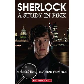 Sherlock - um estudo em rosa por Paul Shipton - livro 9781906861933