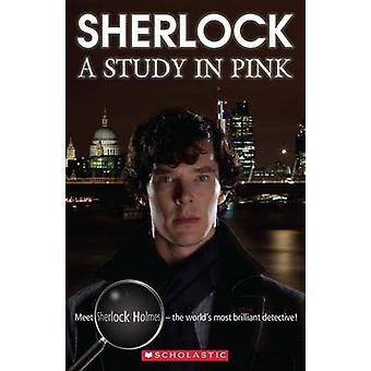 Sherlock - A Study in Pink by Paul Shipton - 9781906861933 Book