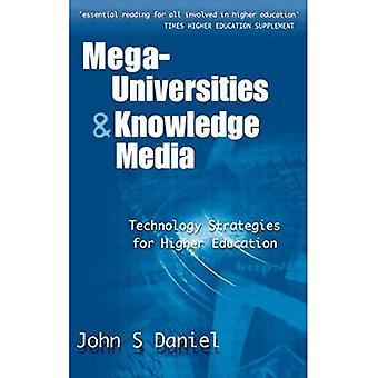 Mega-Universitäten und Wissensmedien