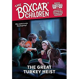 Den fantastiska Turkiet Heist