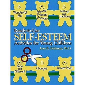 Klaar voor gebruik van zelfachting activiteiten voor jonge kinderen (JB Ed: ReadytoUse activiteiten)