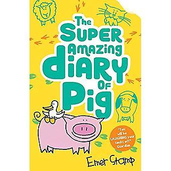 Die Super erstaunliche Abenteuer von mir, Schwein