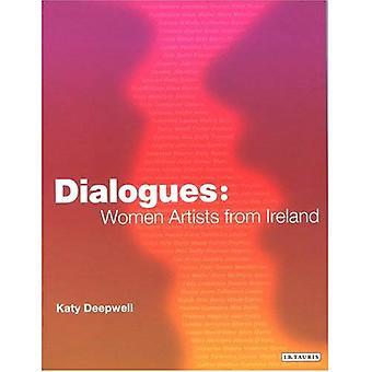 Dialoger: Kvinnliga konstnärer från Irland