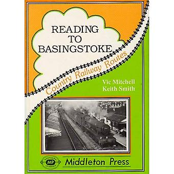 Lezen van Basingstoke: met inbegrip van de geheime Bramley MOD systeem (land Railway Routes)