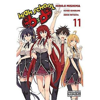 High School DxD, Bd. 11