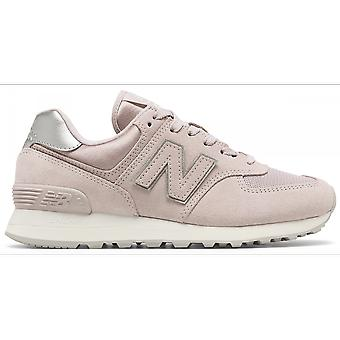 New balance shoes casual ladies Sneaker WL574 Rosa