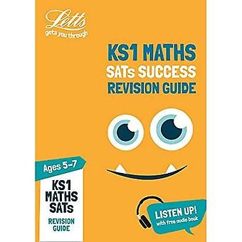 KS1 Maths SATs Revision Guide: 2018 tests (Letts KS1 Revision Success) (Letts KS1 Revision Success)