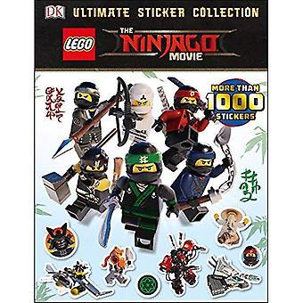 Ultimate Sticker Collection:� The Lego(r) Ninjago(r) Movie (Ultimate Sticker Collections)
