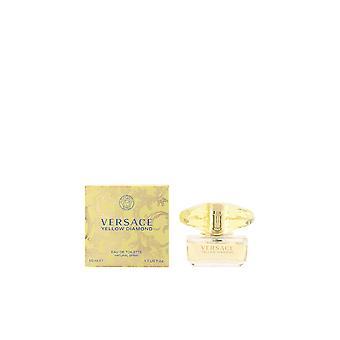 Versace Yellow Diamond Edt Spray 90 Ml voor vrouwen