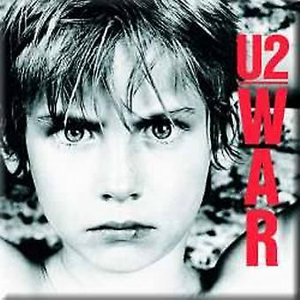 U2 War fridge magnet