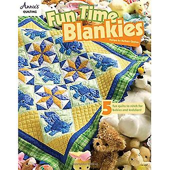 Fun Time Blankies: 5 Fun Quilts to Stitch for Babies and Toddlers