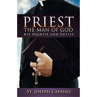 Priest The Man of God by Cafasso