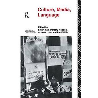 أوراق عمل لغة وسائل الإعلام الثقافة في الدراسات الثقافية 197279 بالقاعة & ستيوارت