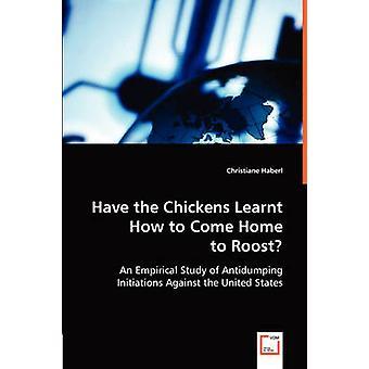 Die Hühner haben zu Hause kommen zum Schlafplatz von Haberl & Christiane gelernt