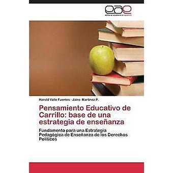 Base de Pensamiento Educativo de Carrillo Una Estrategia de Ensenanza par Harold Fuentes Valle