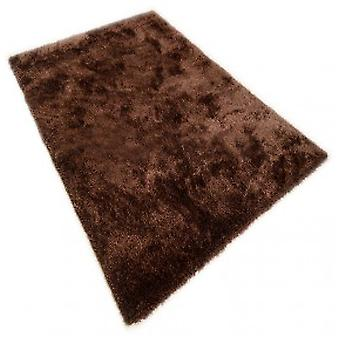 Rugs -Tom Tailor Soft Shaggy - Chocolate Brown