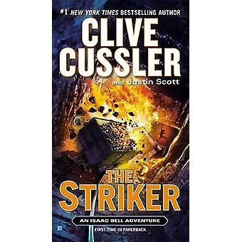 The Striker by Clive Cussler - Justin Scott - 9780425264683 Book