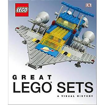 Great Lego Sets - A Visual History by Daniel Lipkowitz - 9781465440617