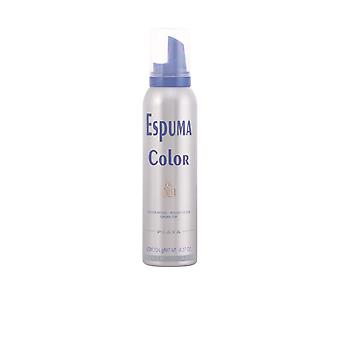 ESPUMA COLOR #plata