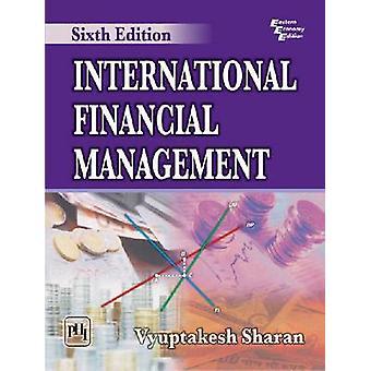 International Financial Management by Vyuptakesh Sharan - 97881203458