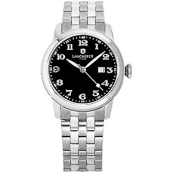 Lancaster-Wristwatch-Men's-Narciso Tempo-OLA0684MB-SS-NR
