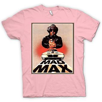 جنون القميص النسائي-Max-ميل جيبسون
