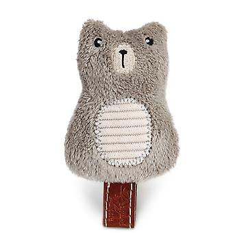 Designed By Lotte Plush Bear Cat Toy