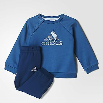 Adidas Infant Boys Sports Crew Tracksuit - CE9505