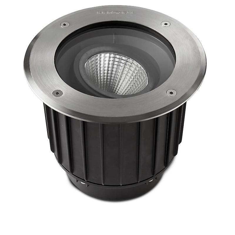 Uplight encastré Gea 1 X 9w Cree Led brillant Bla