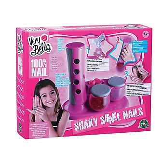 Very Bella Shaky Shake Nails