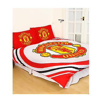 Manchester United FC Pulse Duvet Cover Set