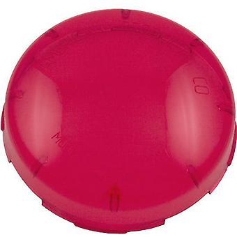 Pentair 79108900 rouge Kwik-changement en plastique Snap - sur la couverture de lentille de couleur
