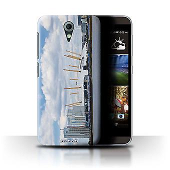 STUFF4 Case/Cover for HTC Desire 820 Mini/Millennium Dome/London Sites