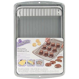 Candy Melts Bake 'N Coat Set W0170