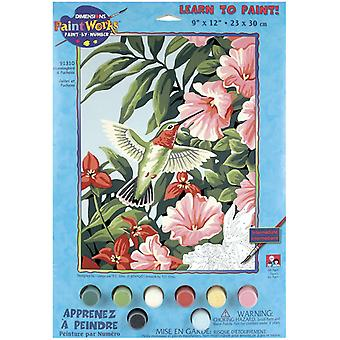 Learn To Paint! Paint By Number Kit 9