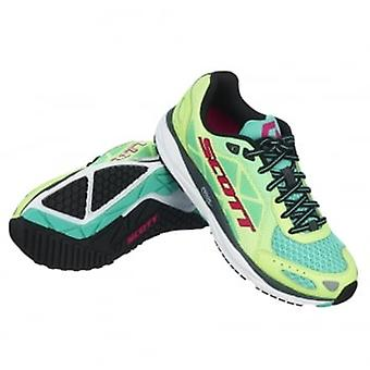Palani Trainer Green/Pink Womens