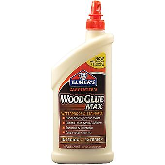 Elmer's Carpenter's Wood Glue Max -16oz E7310