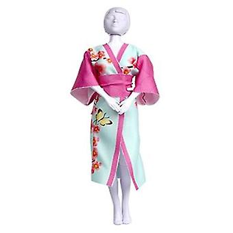 Dress Your Doll Yumi Blossom (Toys , Educative And Creative , Design And Mode , Mode)