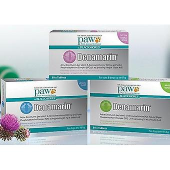 PAW Denamarin Med Dog (6-16kg)